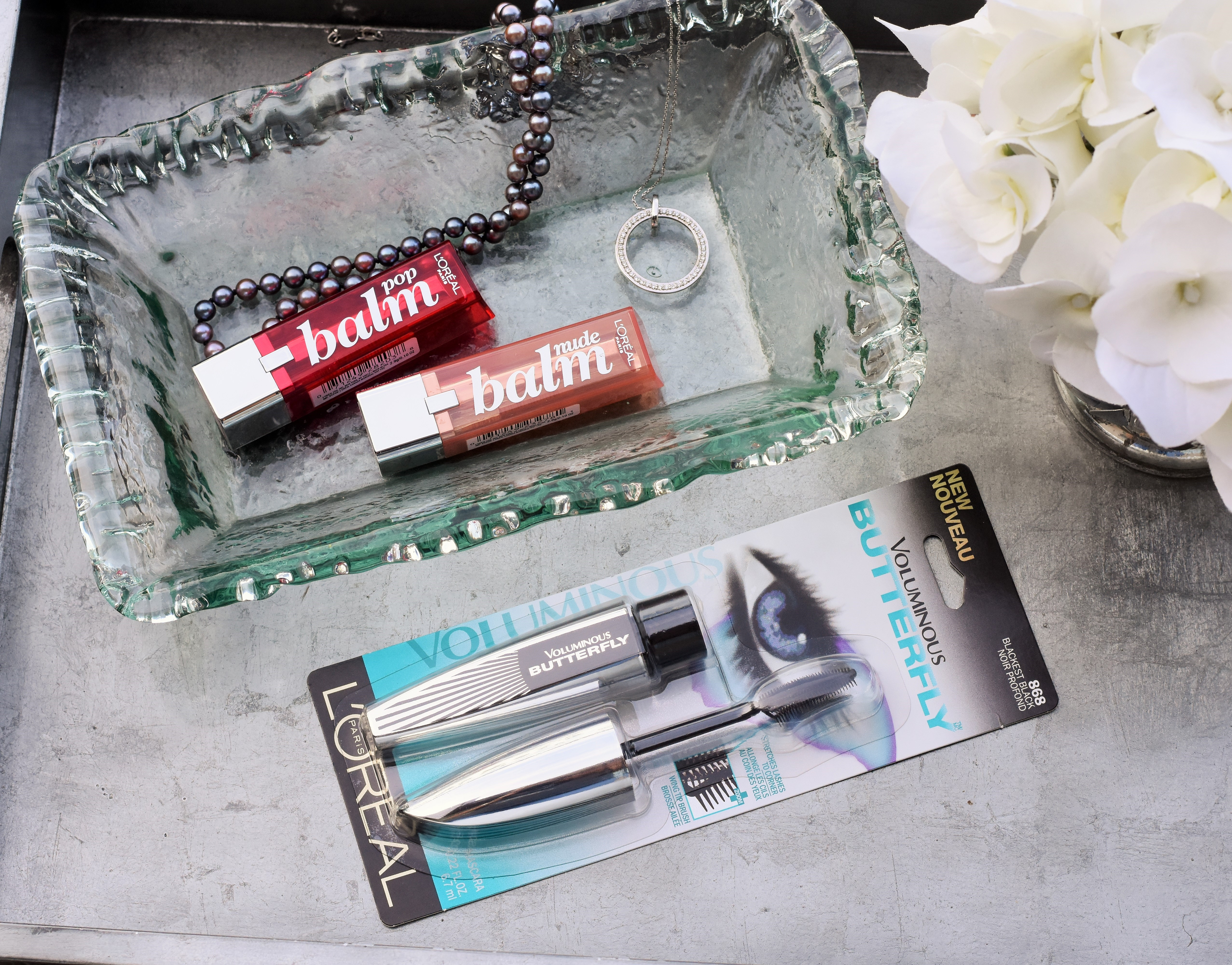 new favorites – pop balm lips and butterfly lashes