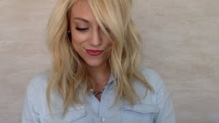 must have fall hair – the messy bob