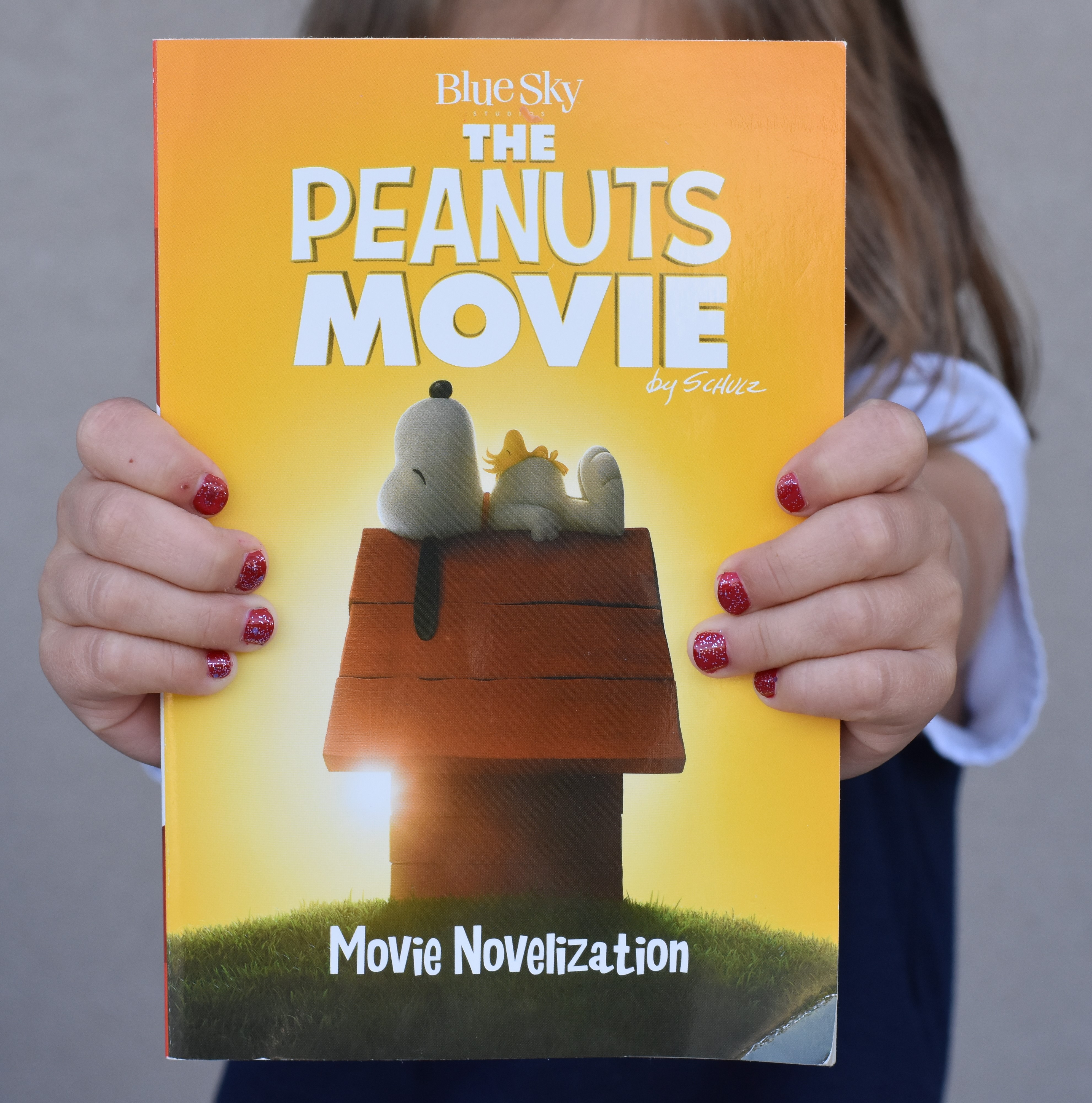 """""""Is there an emoji for good grief?"""" – The Peanuts Movie"""