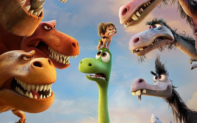 """""""If you ain't scared, you ain't alive."""" – The Good Dinosaur"""