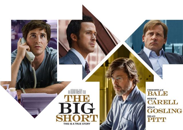 """""""I'm standing in front of a burning house and I'm offering you fire insurance."""" – The Big Short"""