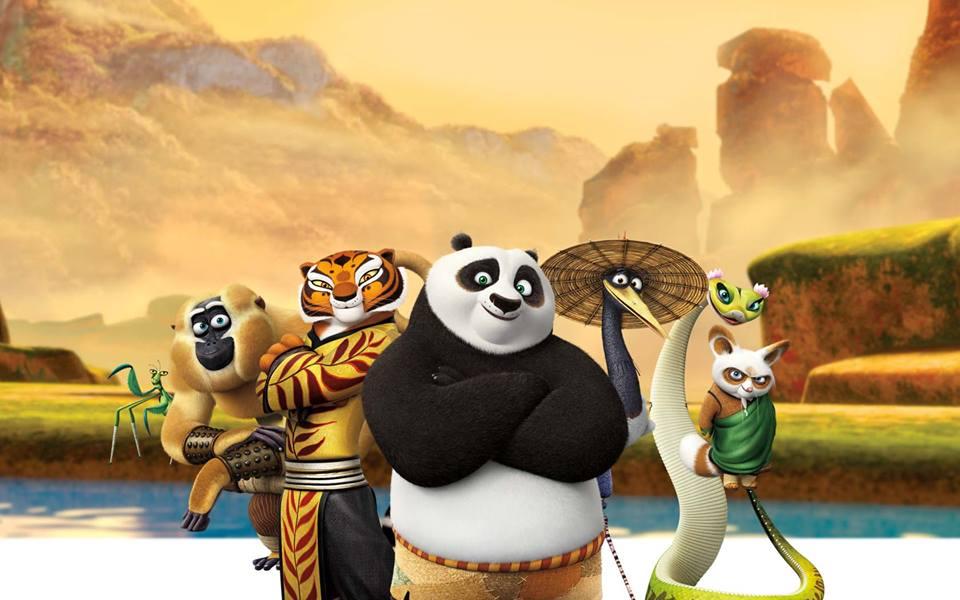 Chitty-chitty-chat-chat, chat-chat-chat! – Kung Fu Panda 3
