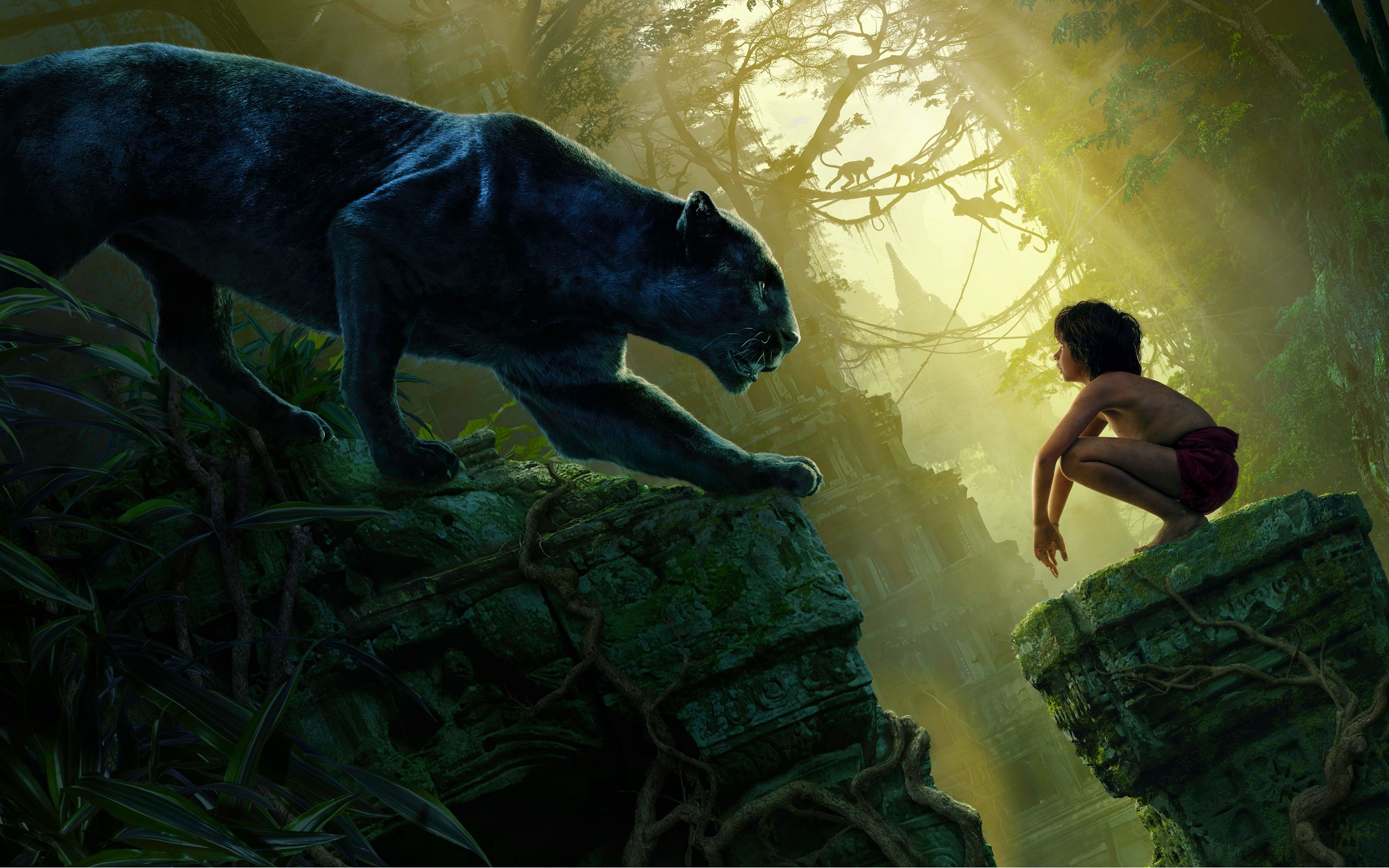"""I am Mowgli, and this is my home!"" – The Jungle Book"