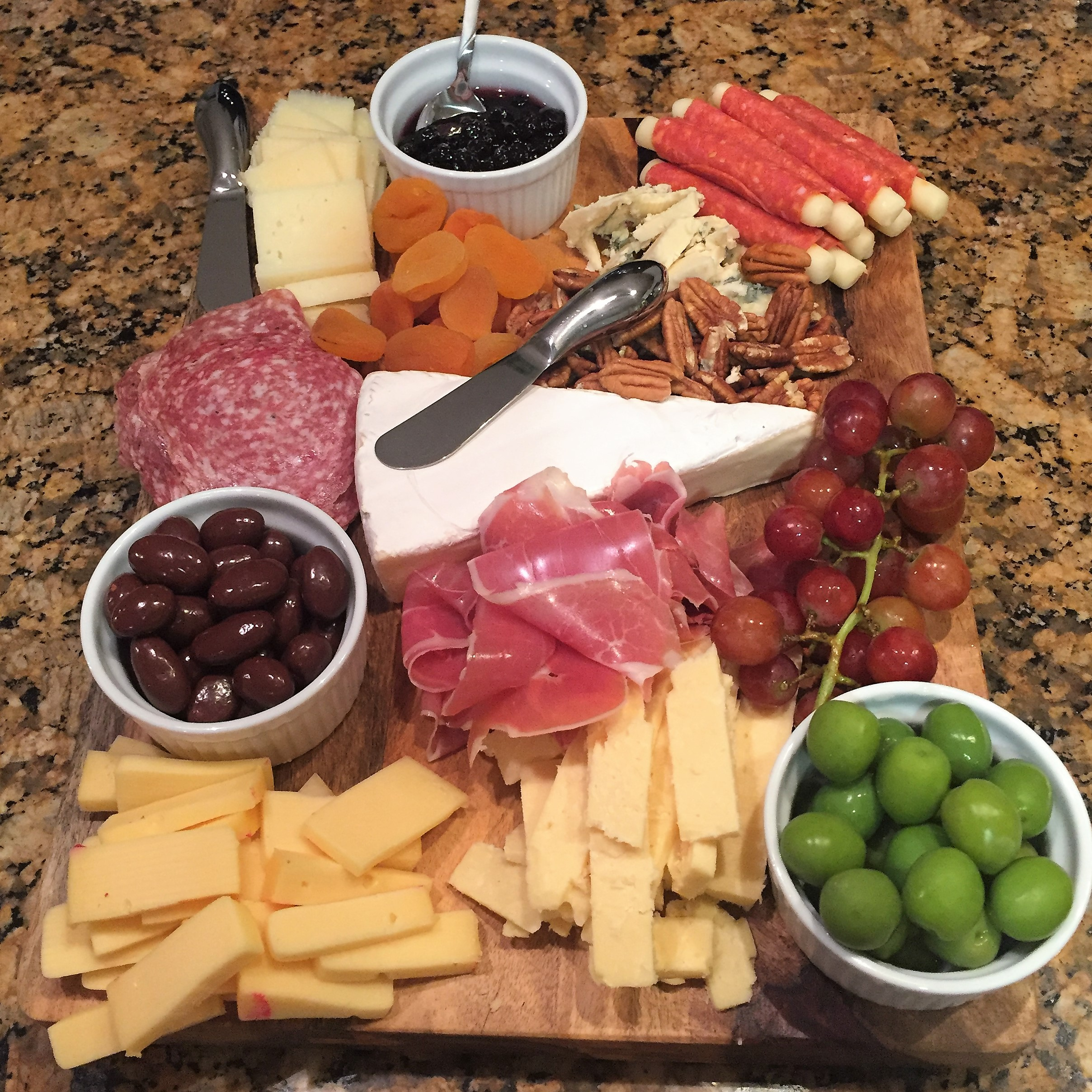 cheese board fun – how to build a cheese tray