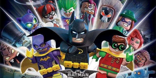 """""""Always be yourself. Unless you can be Batman."""" – The Lego Batman Movie."""