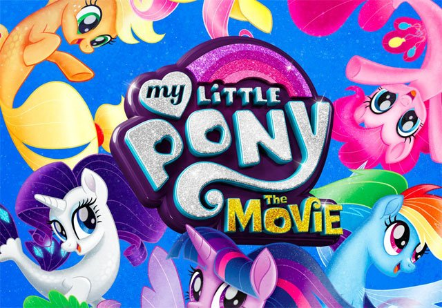 """""""You have all the magic you need."""" – My Little Pony – The Movie"""
