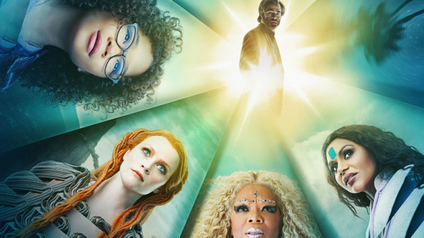 """""""Are you up for it?"""" – A Wrinkle in Time"""