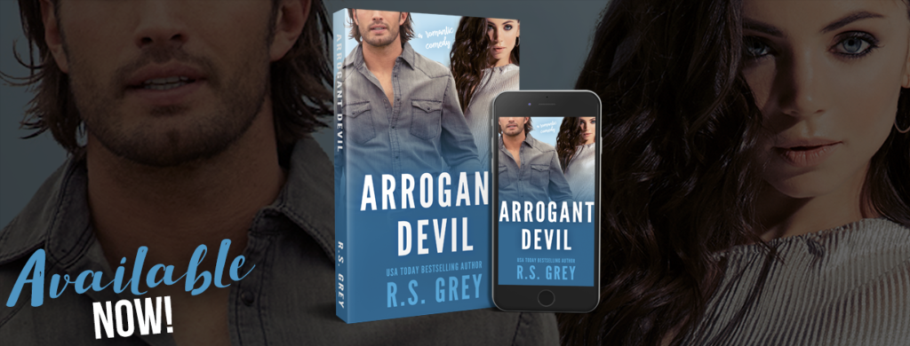 ARROGANT DEVIL is available now!