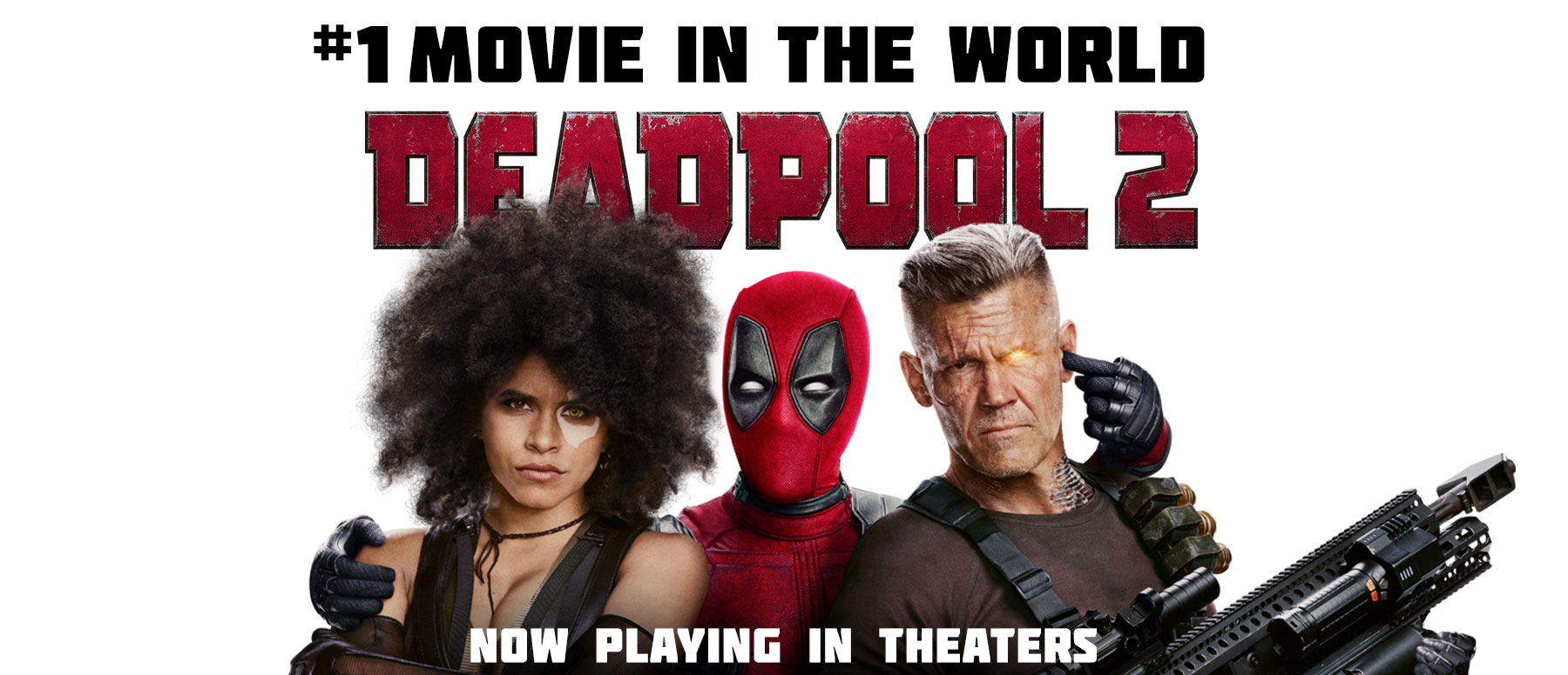 """""""You can't really live until you die a little."""" – Deadpool 2"""