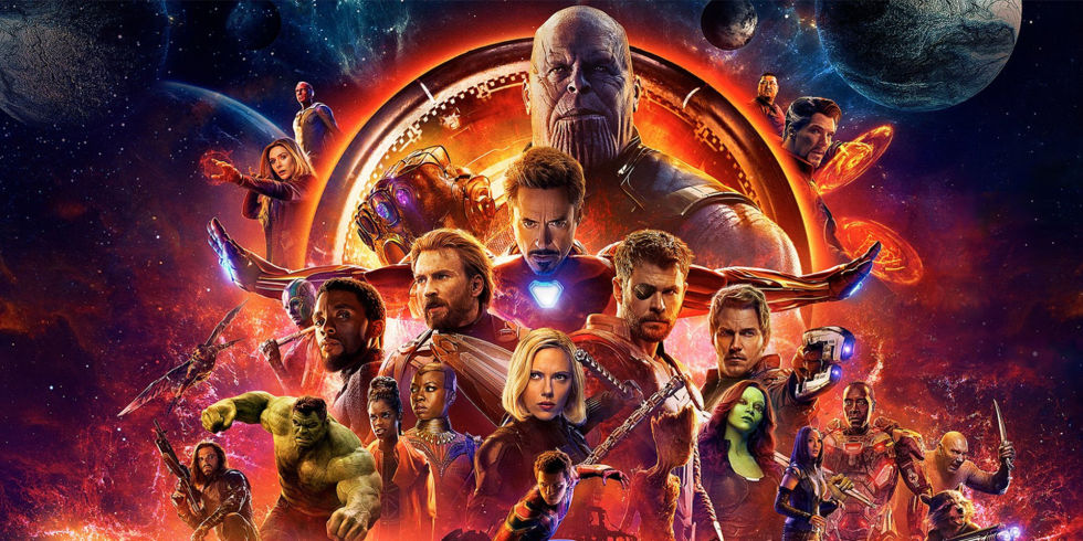 """""""We're in the end game now."""" – Avengers Infinity War"""