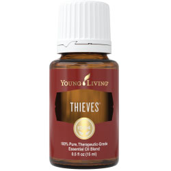 Thieves Young Living Essential Oil