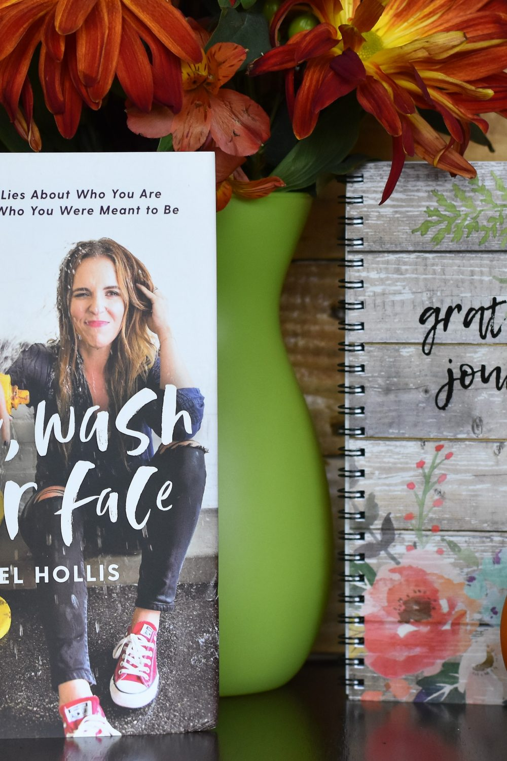 Girl Wash Your Face Giveaway