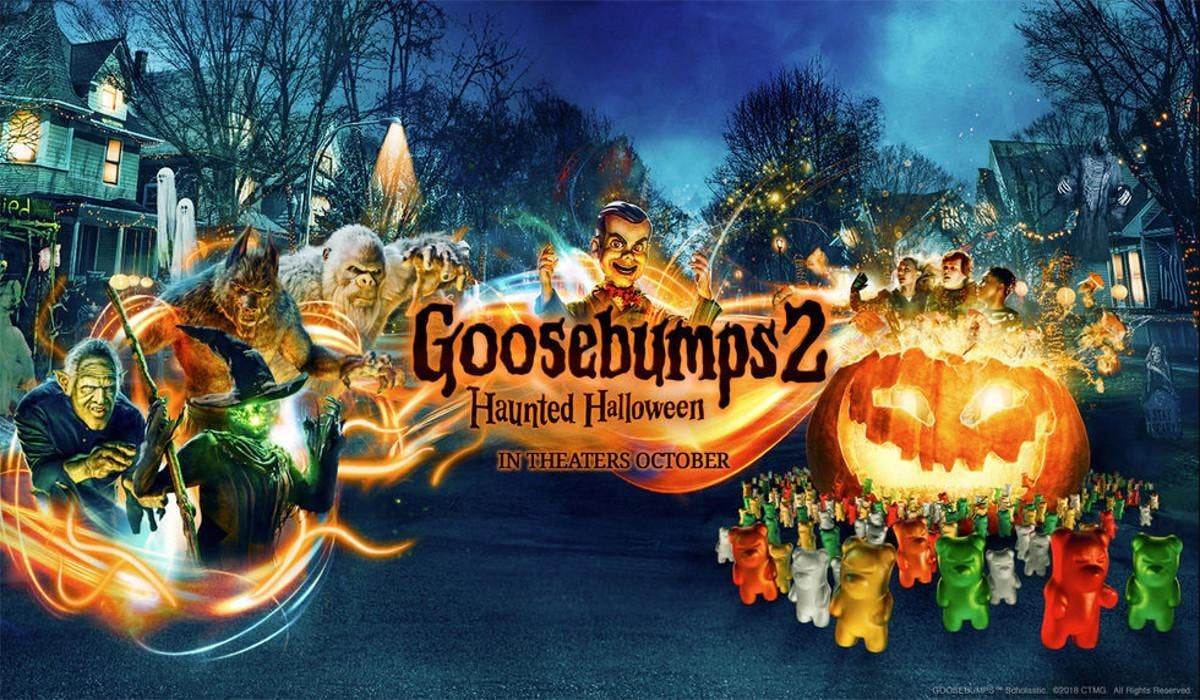 """Did you miss me?"" – Goosebumps 2 Haunted Halloween"