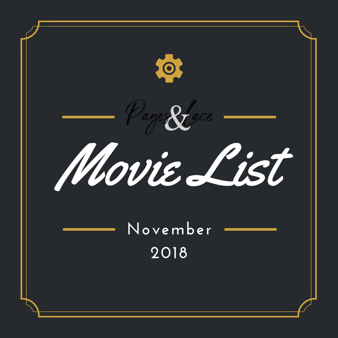 November 2018 Movie List