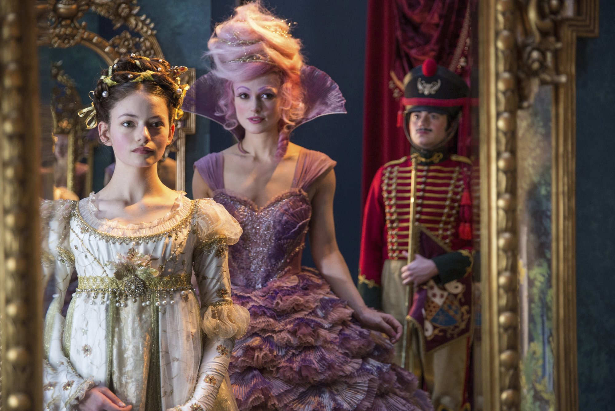 """Brave Nutcracker."" – The Nutcracker and the Four Realms"