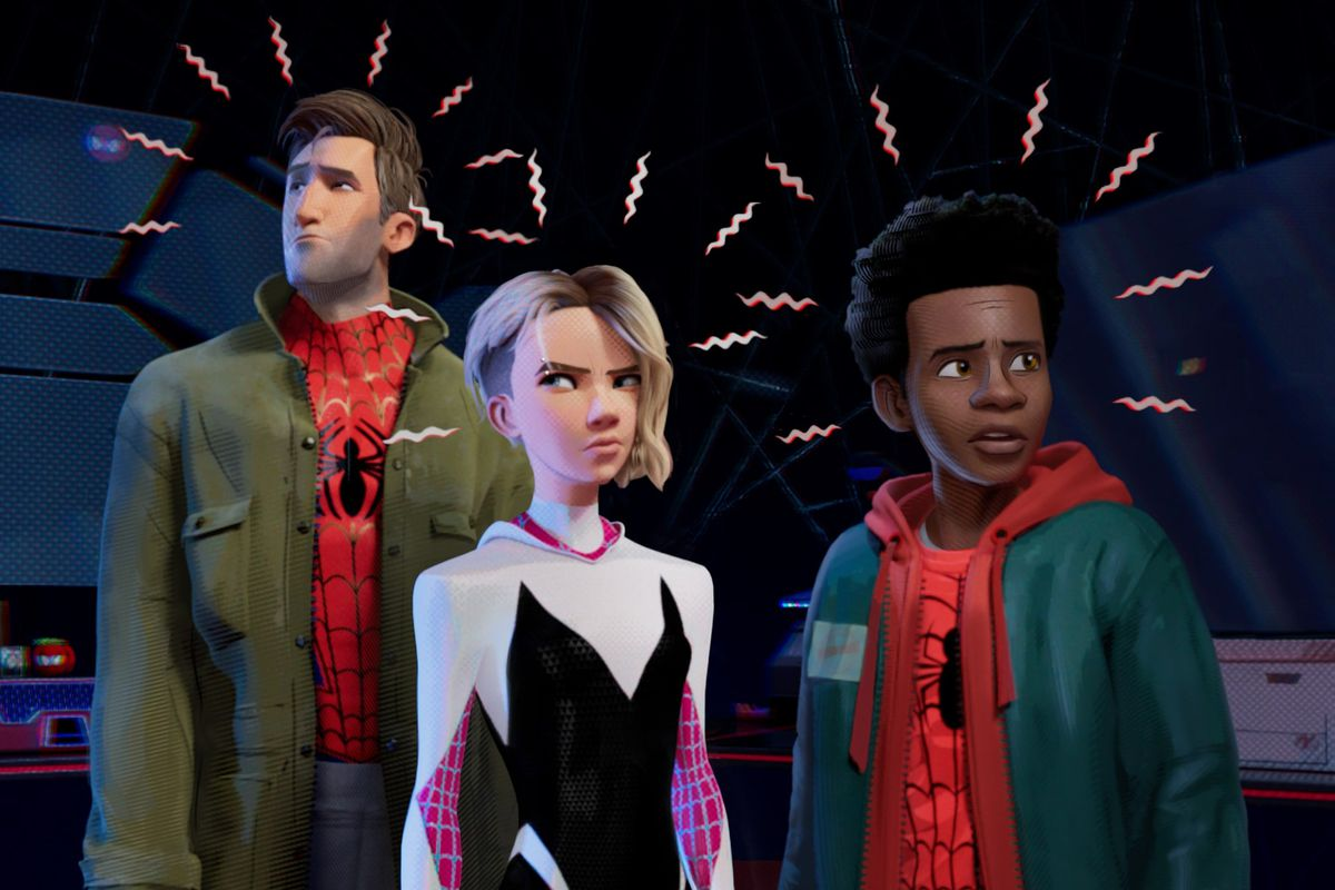 """Anyone can wear the mask."" – Spider-Man: Into the Spider-Verse"