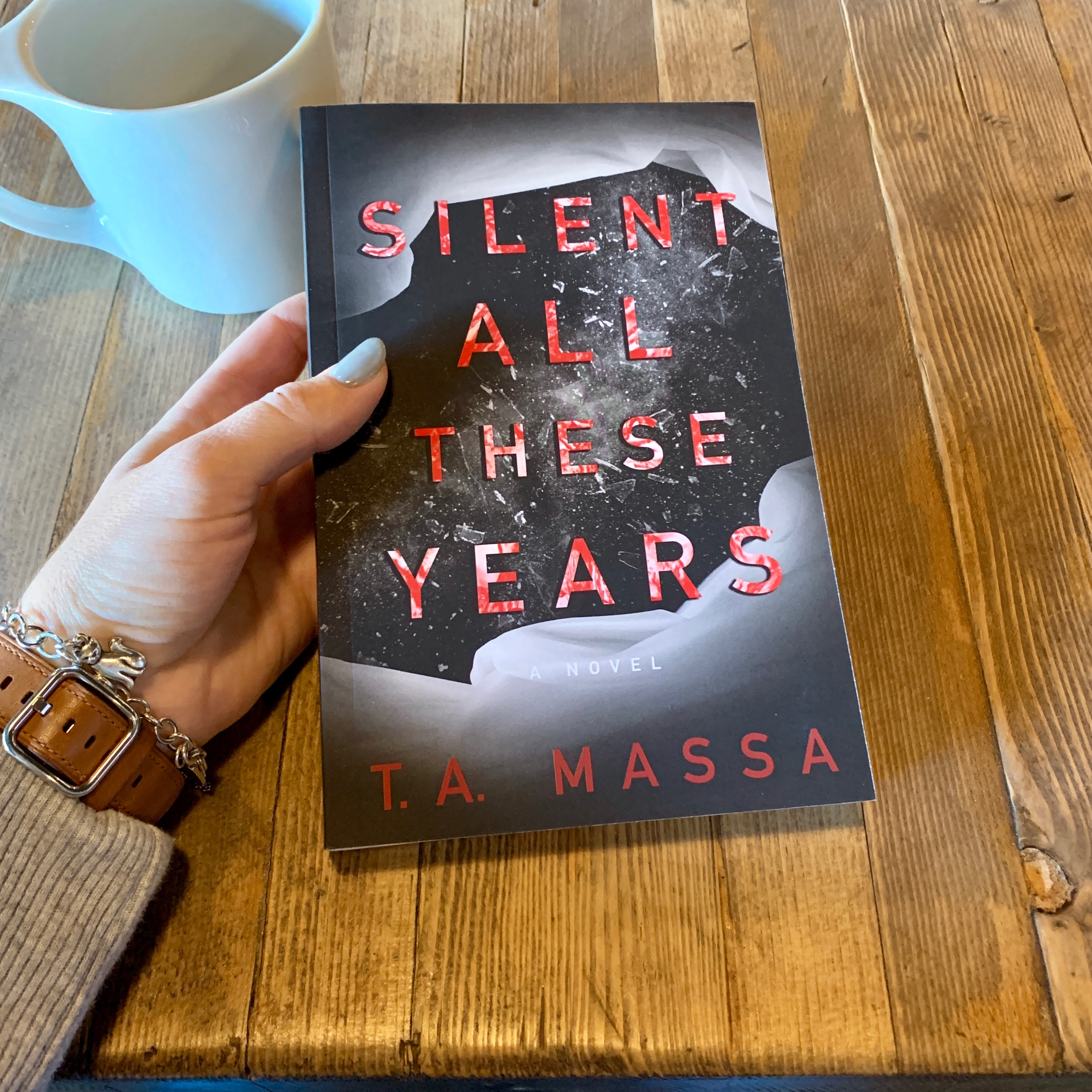 Silent All These Years by T. A. Massa
