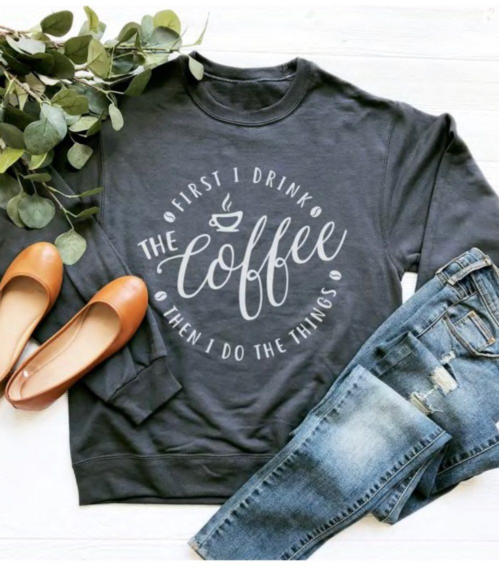 Coffee Sweatshirts