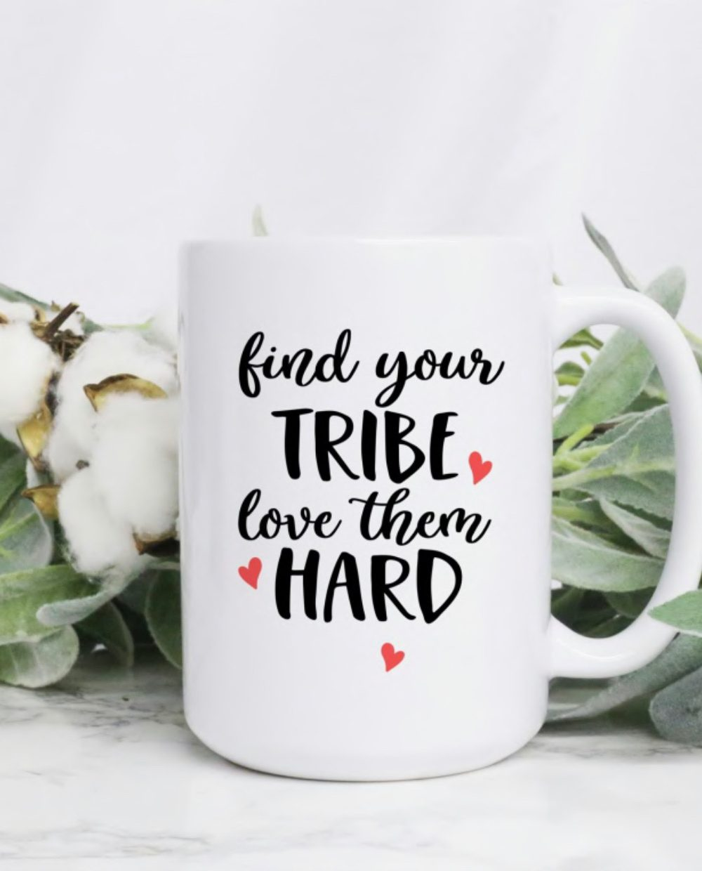 Find Your Tribe Coffee Mug