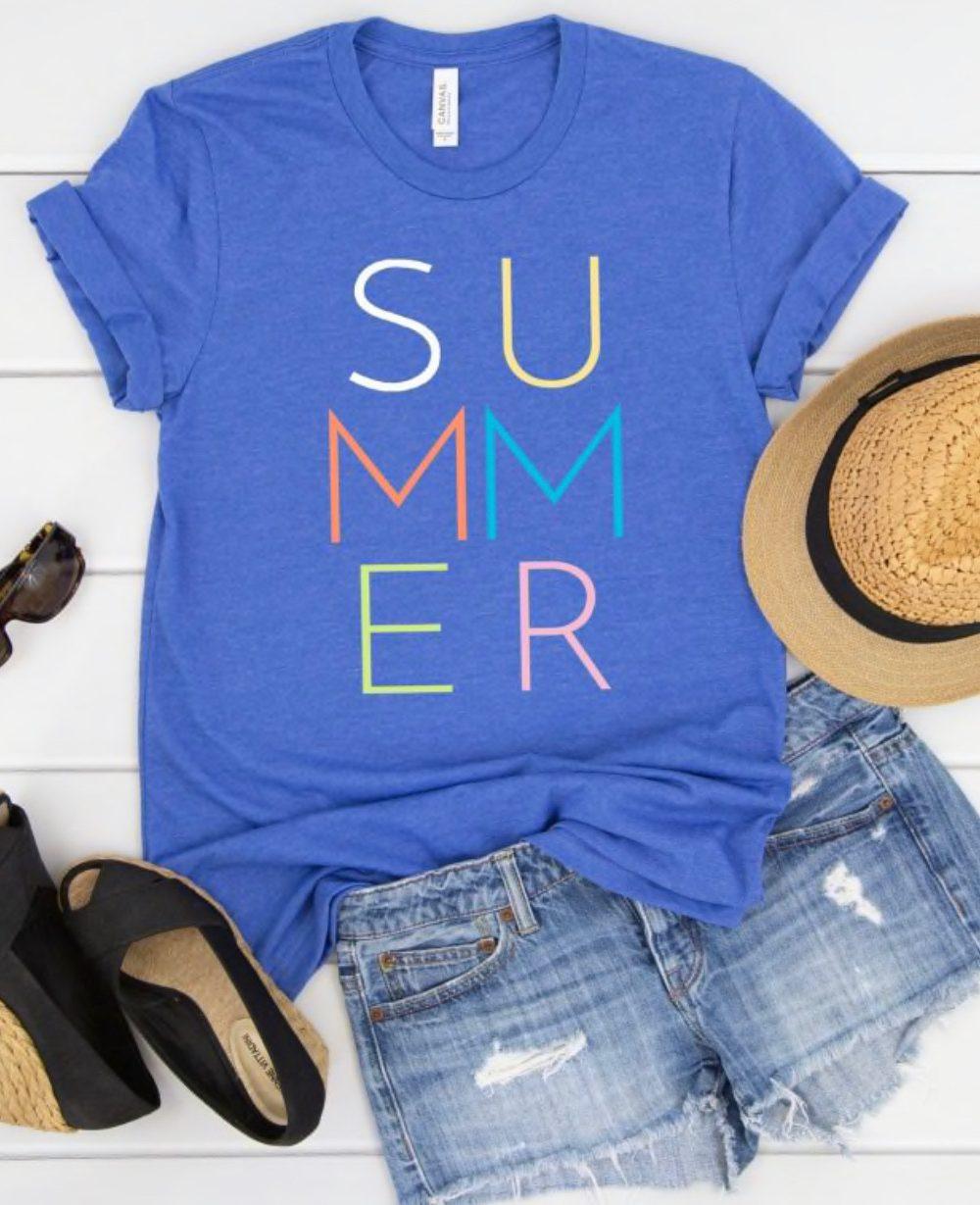 Summer Nights Tees