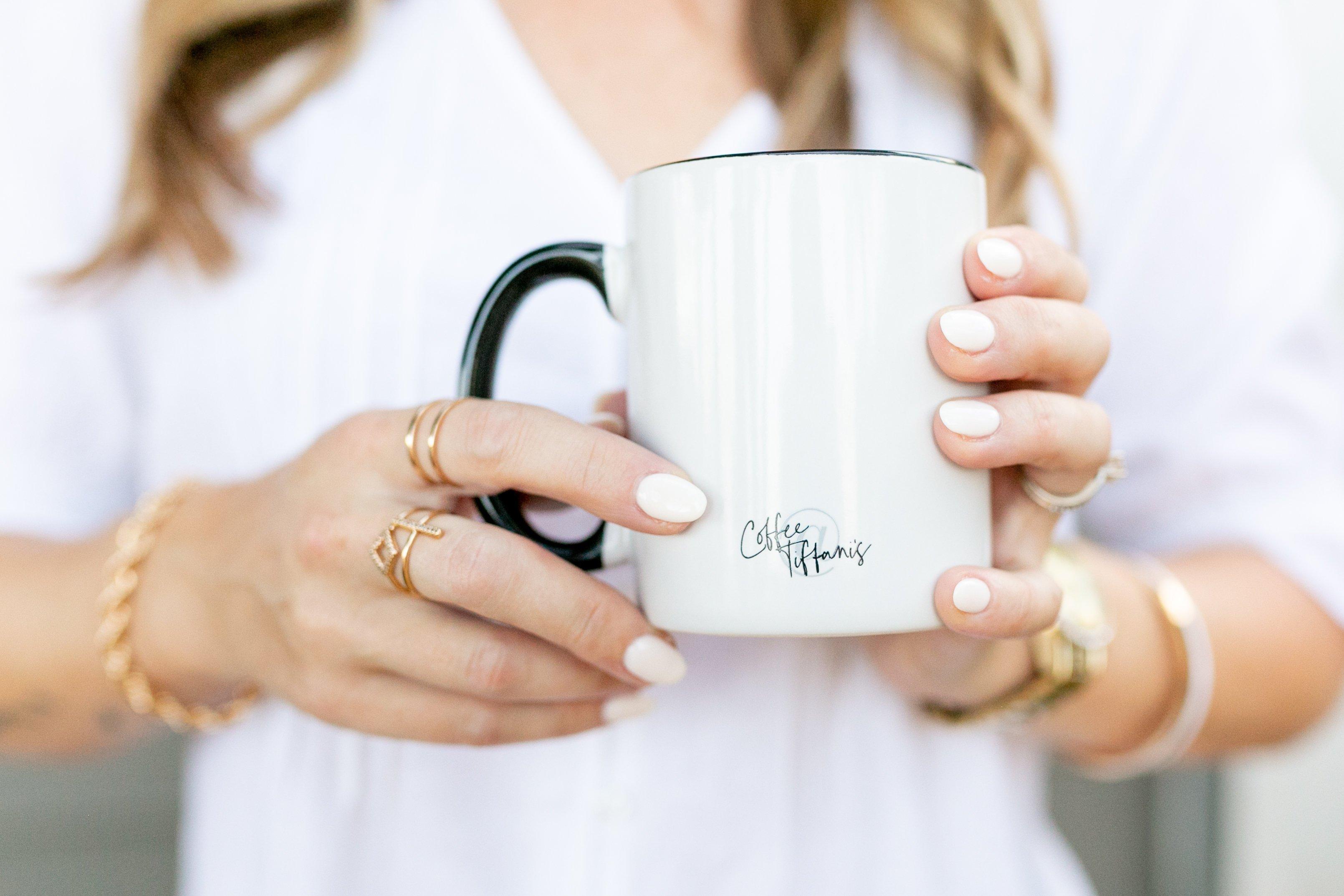 coffee at tiffanis