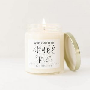 Strudel + Spice Soy Candle