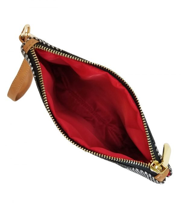 Aquila Clutch Bag - Buffalo Check