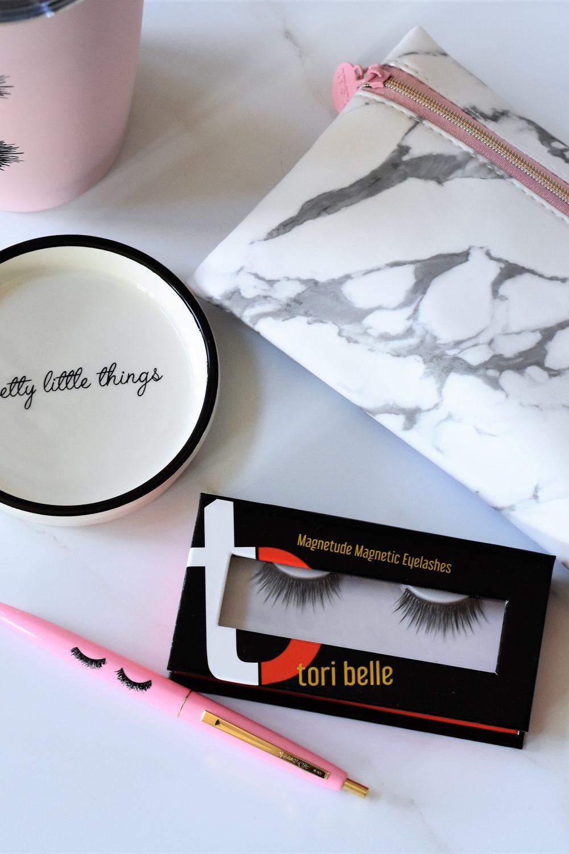 tori belle lashes